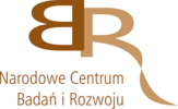 Logo The National Centre for Research and Development, Polen